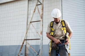How to prevent worksite falls