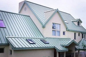 Steel Roof Choices