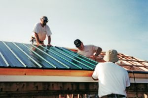 Installing a Tin Roof