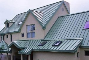 Different types of steel roofing